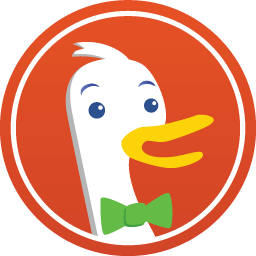 Image result for duckduckgo icon