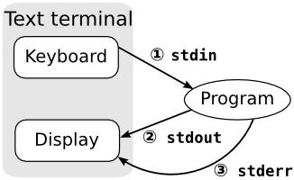Standard streams