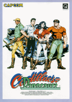 Cadillacs and Dinosaurs (video game)