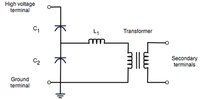 transformers electrical topics at duckduckgo capacitor voltage transformer