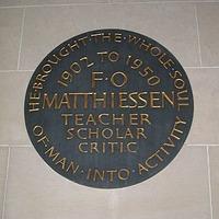 F. O. Matthiessen