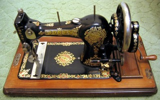 Jones Sewing Machine Company