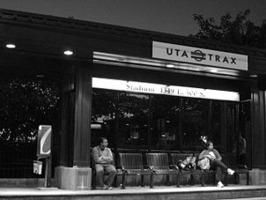 Stadium (UTA station)