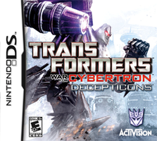 Transformers: War for Cybertron (Nintendo DS)