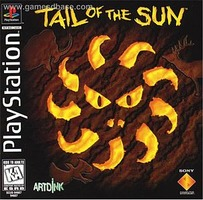 Tail of the Sun