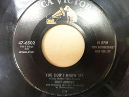 You Don't Know Me (Eddy Arnold song)
