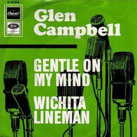 Gentle on My Mind (song)