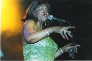 Maxine Brown (soul singer)