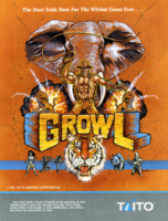 Growl (video game)