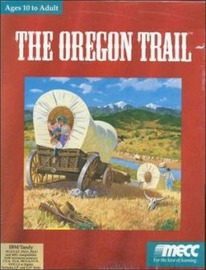 The Oregon Trail (video game)