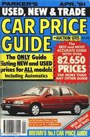 Parker's Car Guides