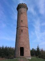 La tour du Brotsch vue de son entrée
