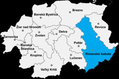 Janice, Rimavská Sobota District