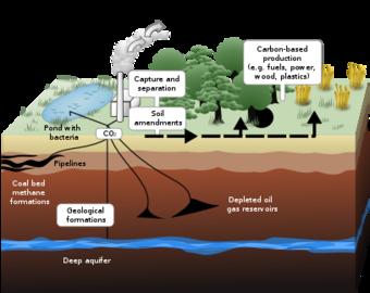 Carbon capture readiness