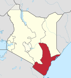 Coast Province