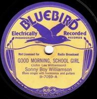 Good Morning, School Girl