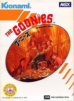 The Goonies (MSX video game)