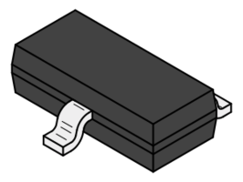 Small-outline transistor