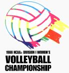 1988 NCAA Division I Women's Volleyball Tournament