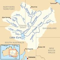 Georgina River