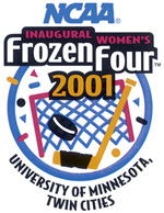 2001 NCAA National Collegiate Women's Ice Hockey Tournament