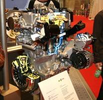 Fully Integrated Robotised Engine