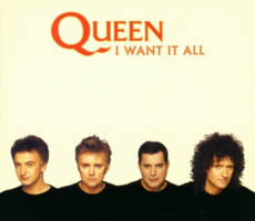 I Want It All (Queen song)