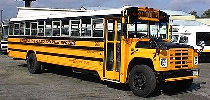 School bus contractor
