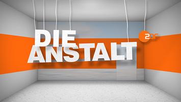 Logo: Die Anstalt.