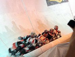 Wok racing
