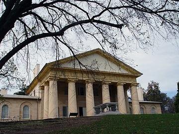 arlington house the robert e lee memorial: american colonial homes brandon inge