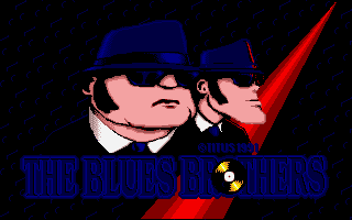 The Blues Brothers (video game)