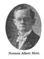 Norman Albert Mott