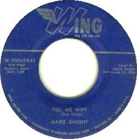 Tell Me Why (1956 song)
