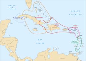 Taíno language