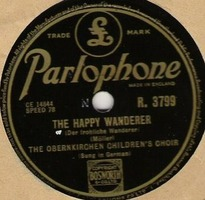 The Happy Wanderer