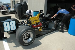 CURB/Agajanian/3G Racing