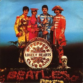 Sgt. Pepper's Lonely Hearts Club Band (song)