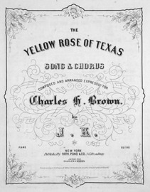 The Yellow Rose of Texas (song)