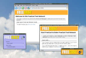 FreeCast (software)
