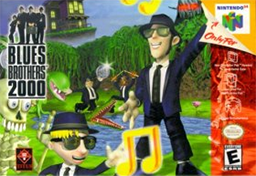 Blues Brothers 2000 (video game)