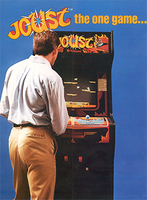 Joust (video game)
