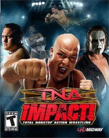 TNA Impact! (video game)