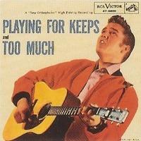 Too Much (Elvis Presley song)