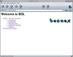 Beonex Communicator